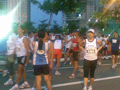 Run for Home: at the assembly point