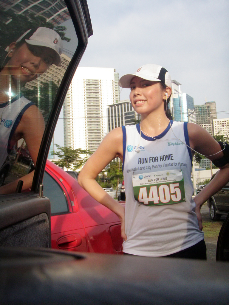 Run for Home - my race kit