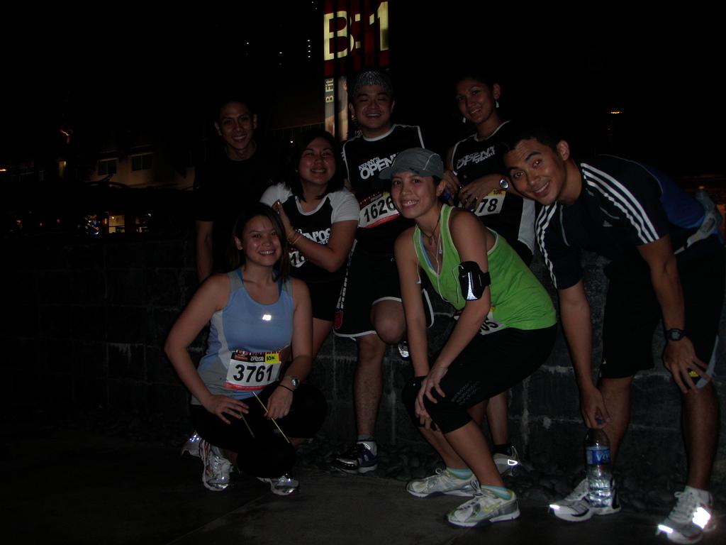 Urbanite Run: the Vite Runners