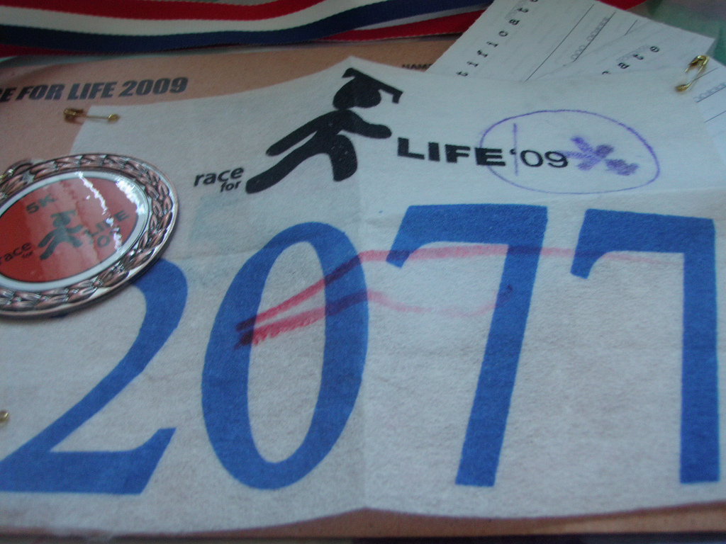 Race for Life: 2077