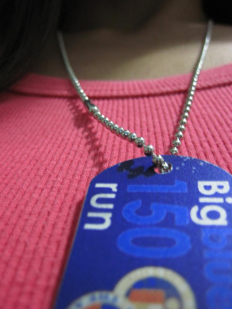(18/365) Big Blue Surprise