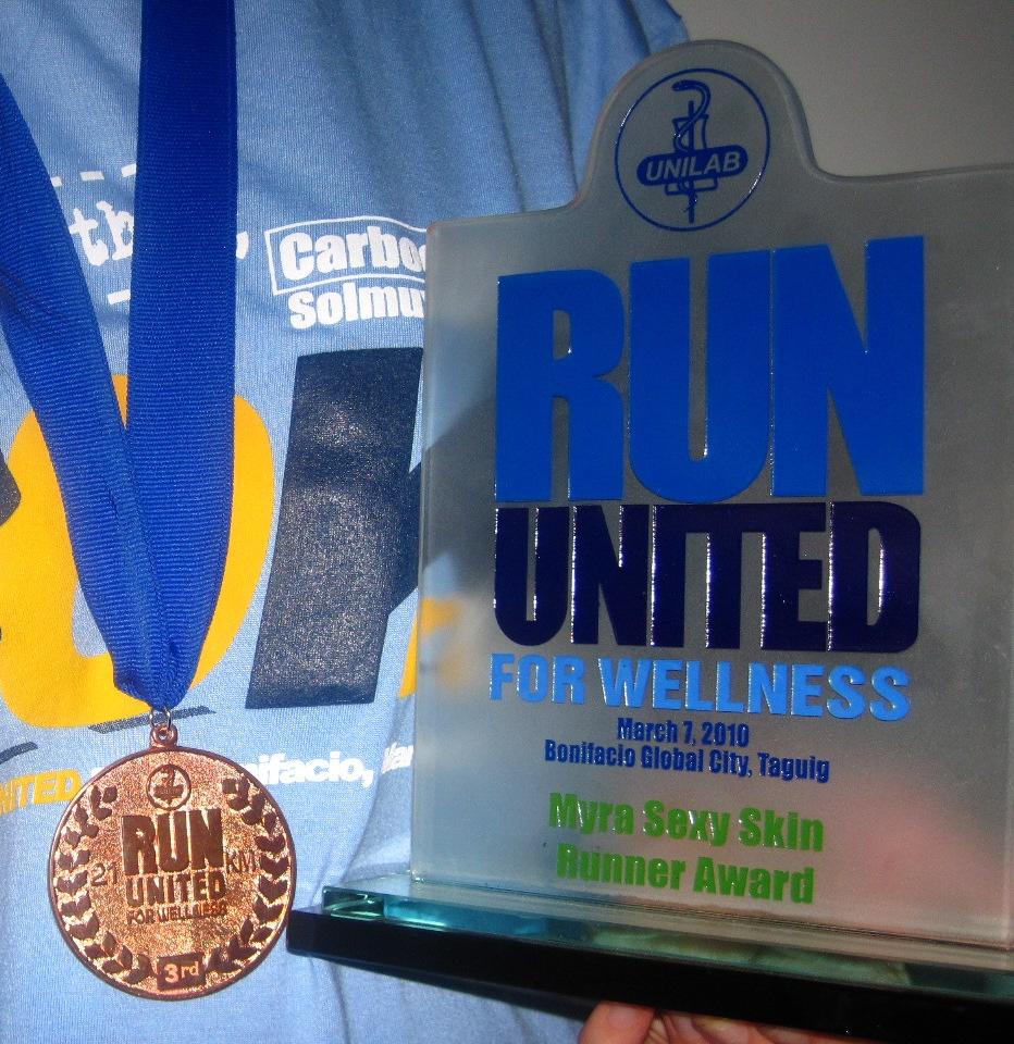Unilab Run United: Today's Achievements