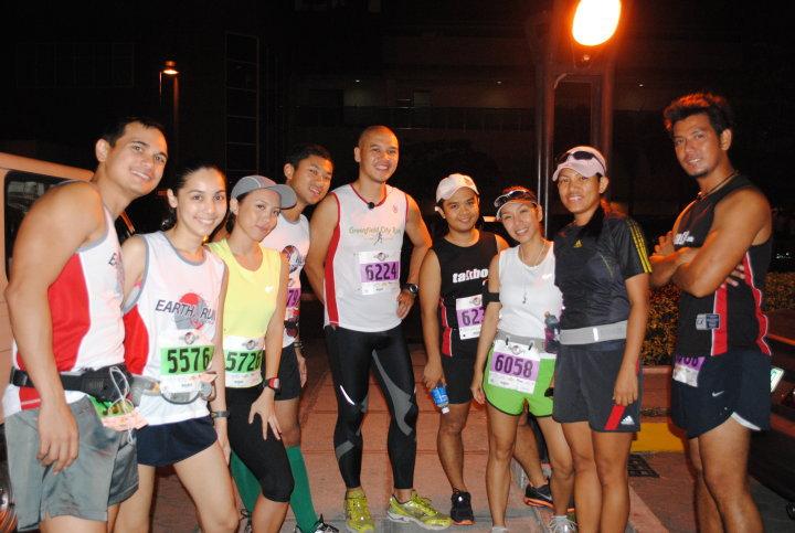 Earth Run 2010: Pre-Run