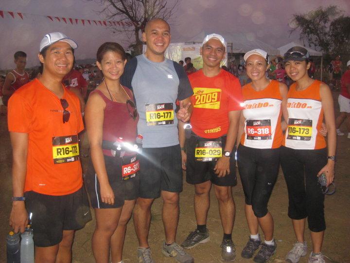 Men's Health All-Terrain Race: Takbo.ph Peeps