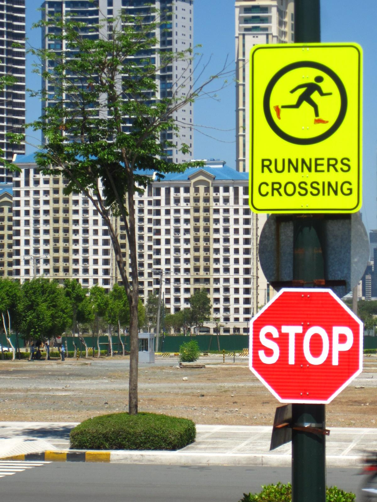 BGC: Runners Crossing