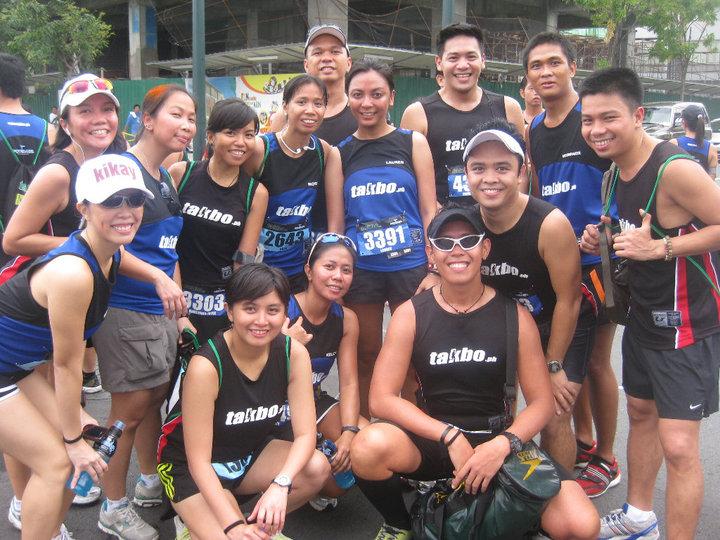 TAKBO.PH RunFest 2010: Group Shot!