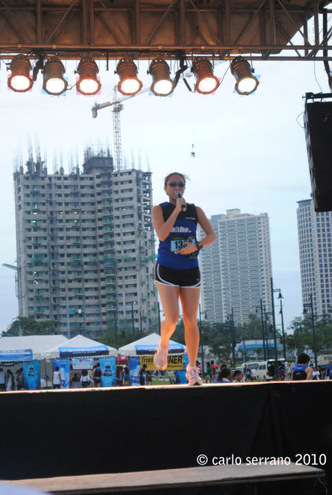 TAKBO.PH RunFest 2010: Warming Up