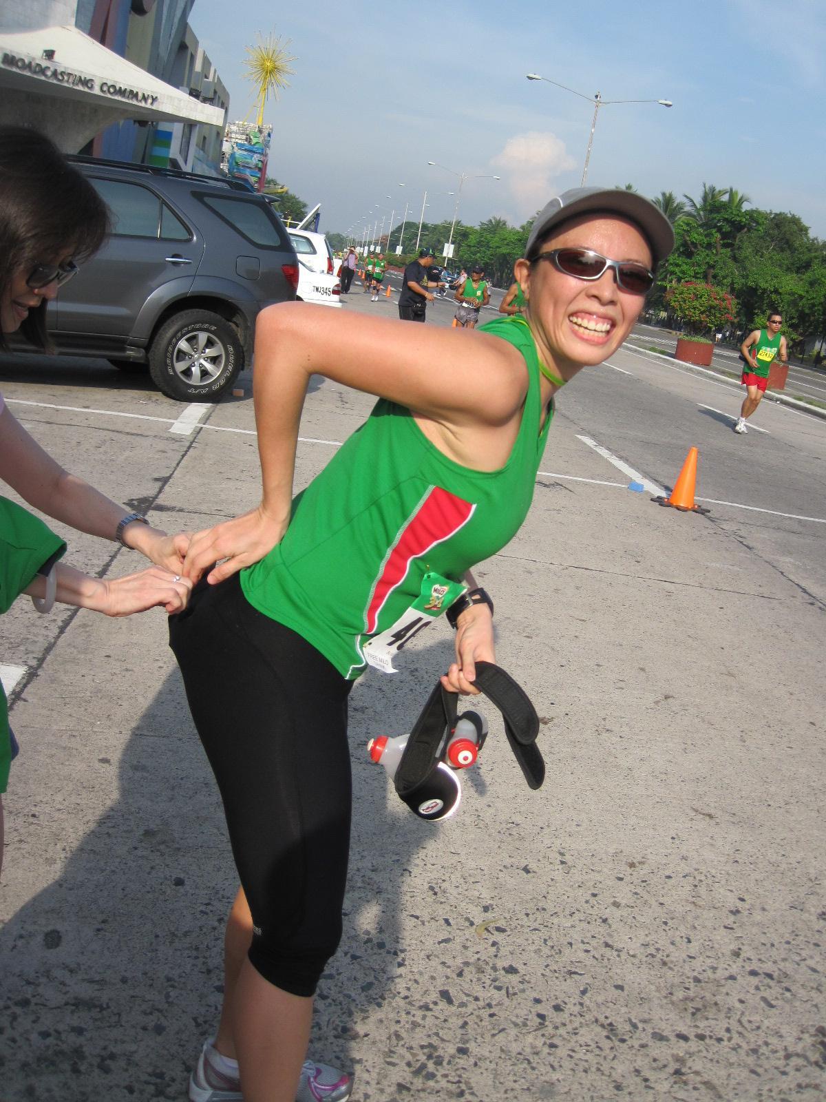 34th Milo Marathon: Restocking