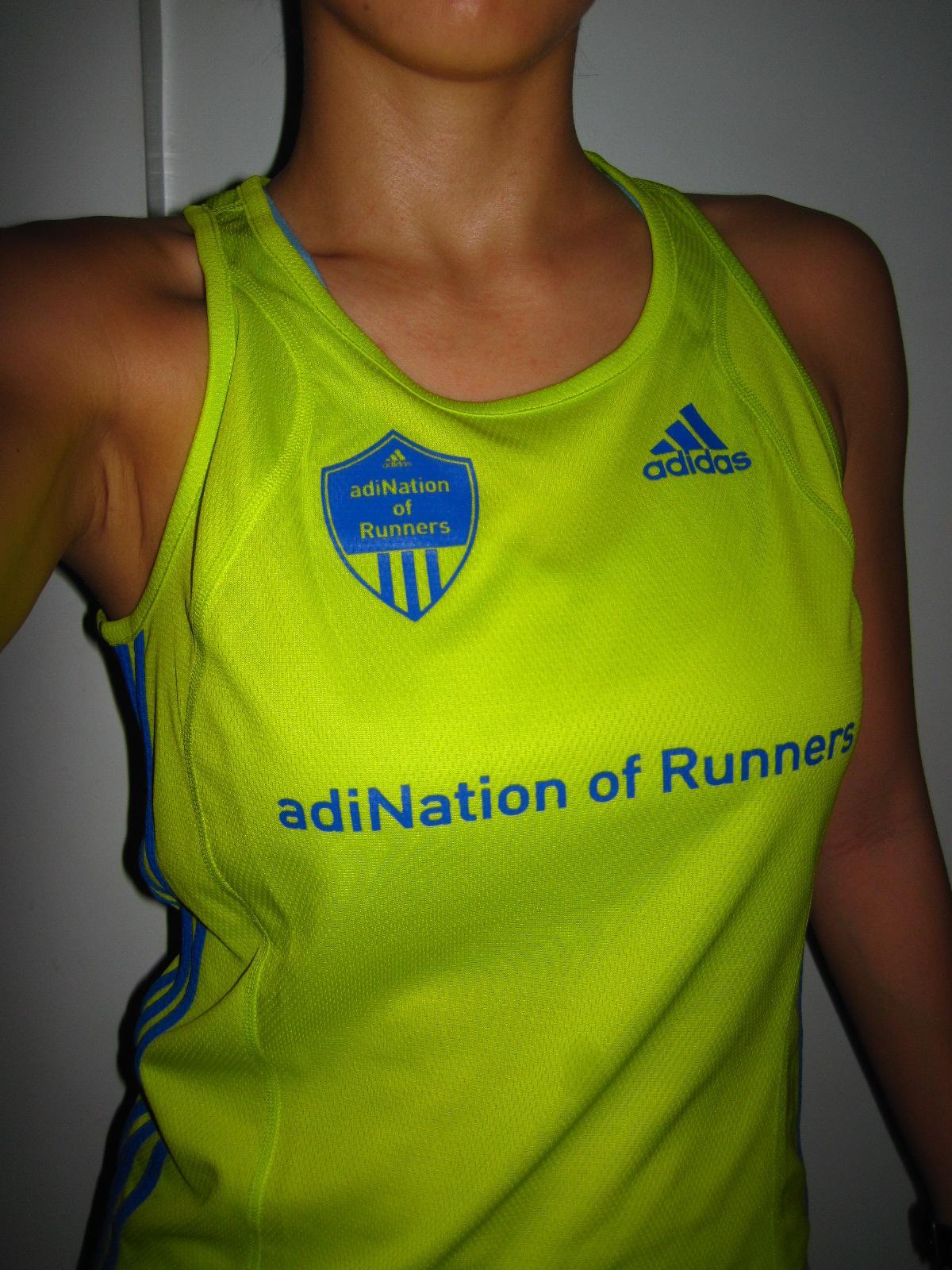 KOTR: Adination of Runners singlet
