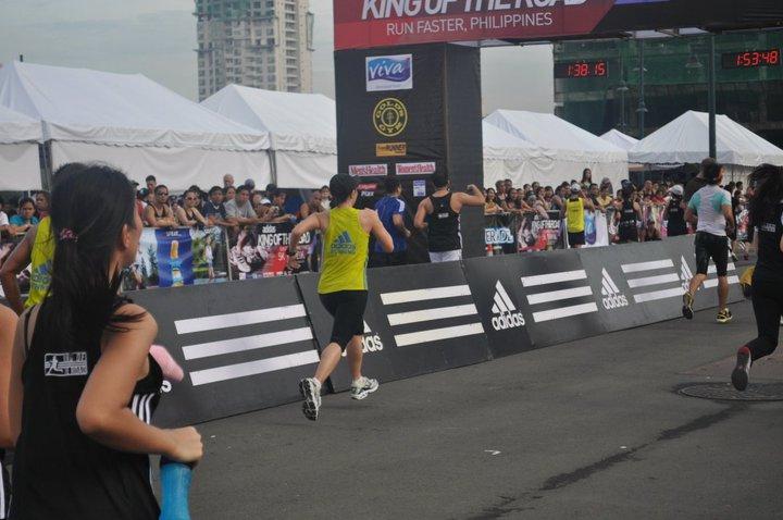 KOTR: Finish Sprint
