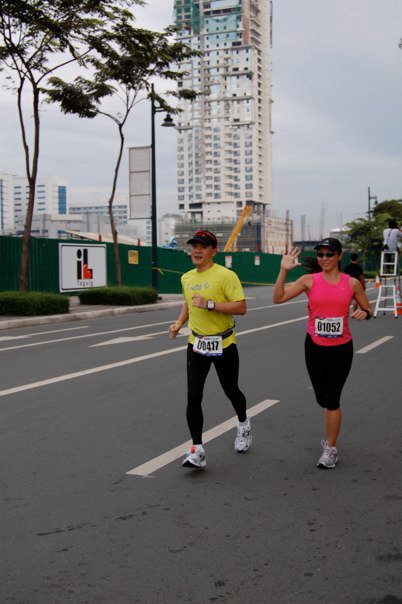 Unilab Run United 2: With My New Pace Partner