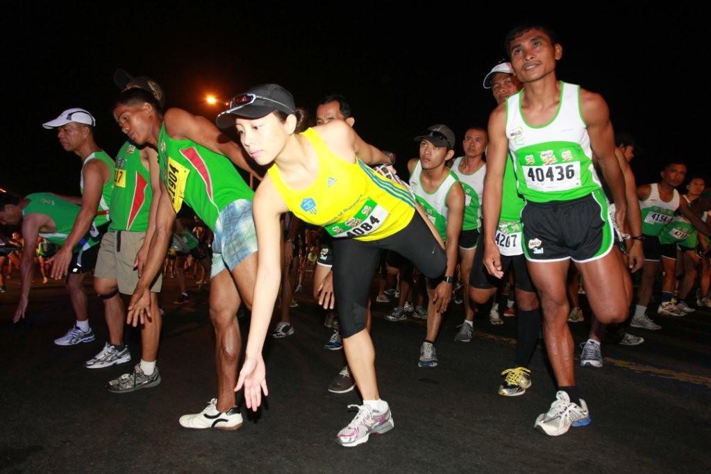 34th Milo Marathon Finals: Stretch!