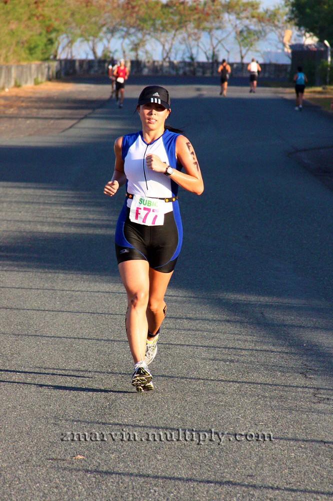 Speedo NAGT Subic: On the Run