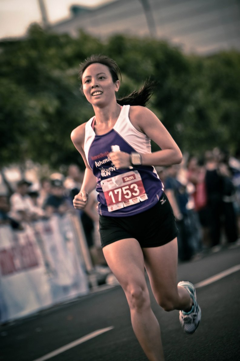 Athena All-Women's Run: On and On