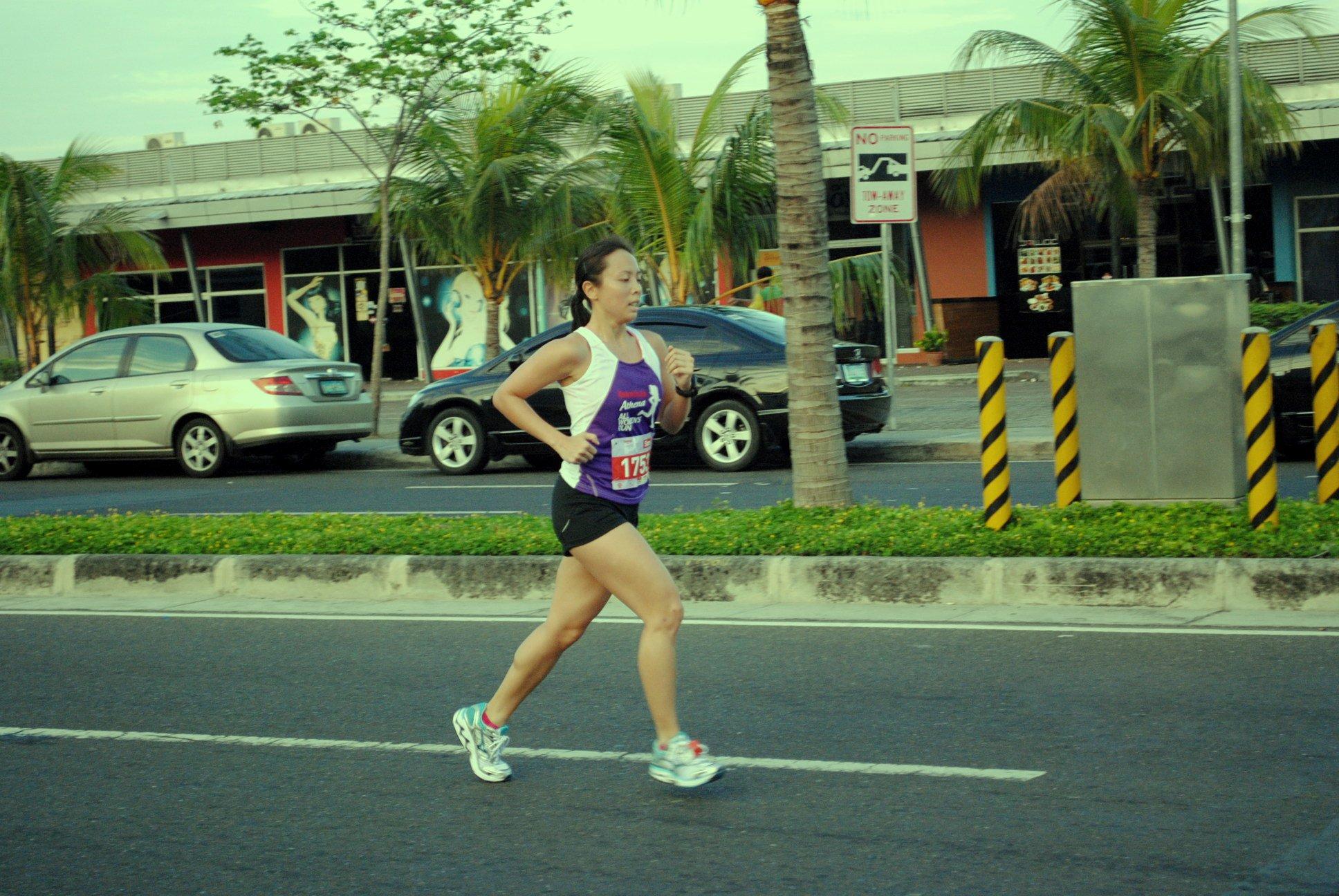 Athena All-Women's Run: To the Finish