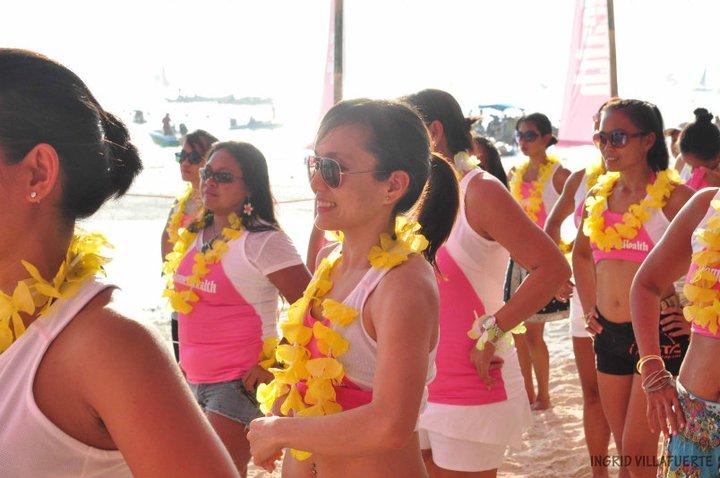 Beauty & the Beach: Hula!