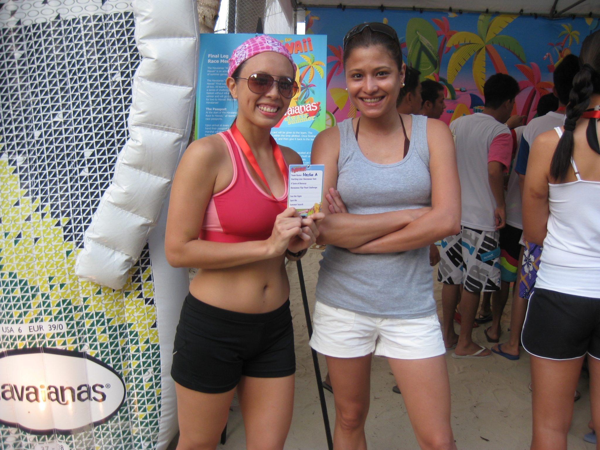 Beauty & the Beach: Havaianas Race to Hawaii
