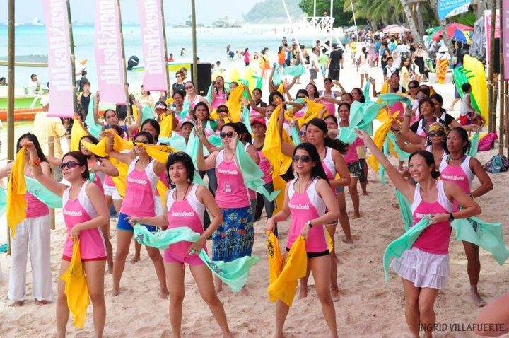 Beauty & the Beach: Om Shanti Om