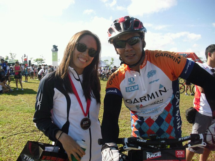Men's Health All-Terrain Race 2011: Runners and Bikers