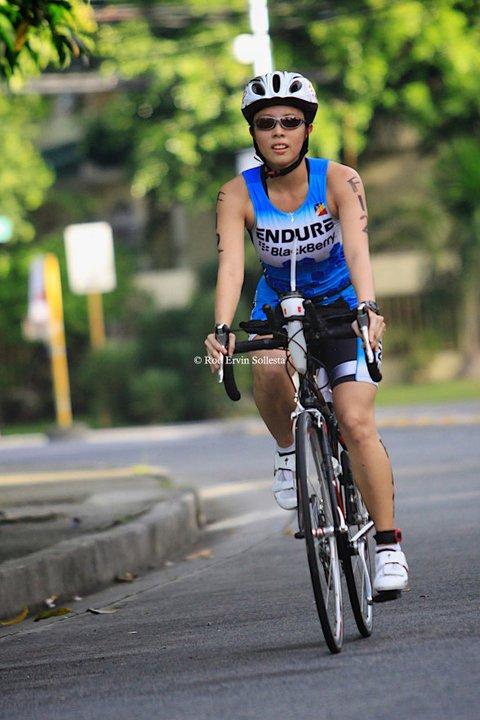 Animo Sprint Triathlon 2011: Bike Leg
