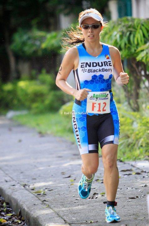 Animo Sprint Triathlon 2011: Run Leg