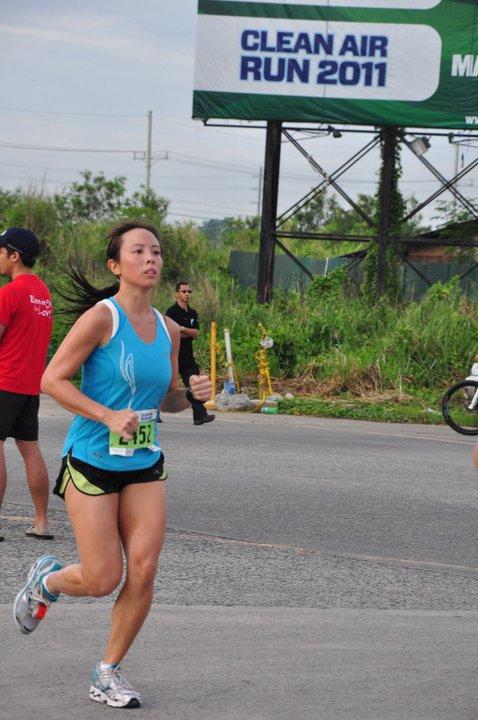 Greenfield Clean Air Run 2011