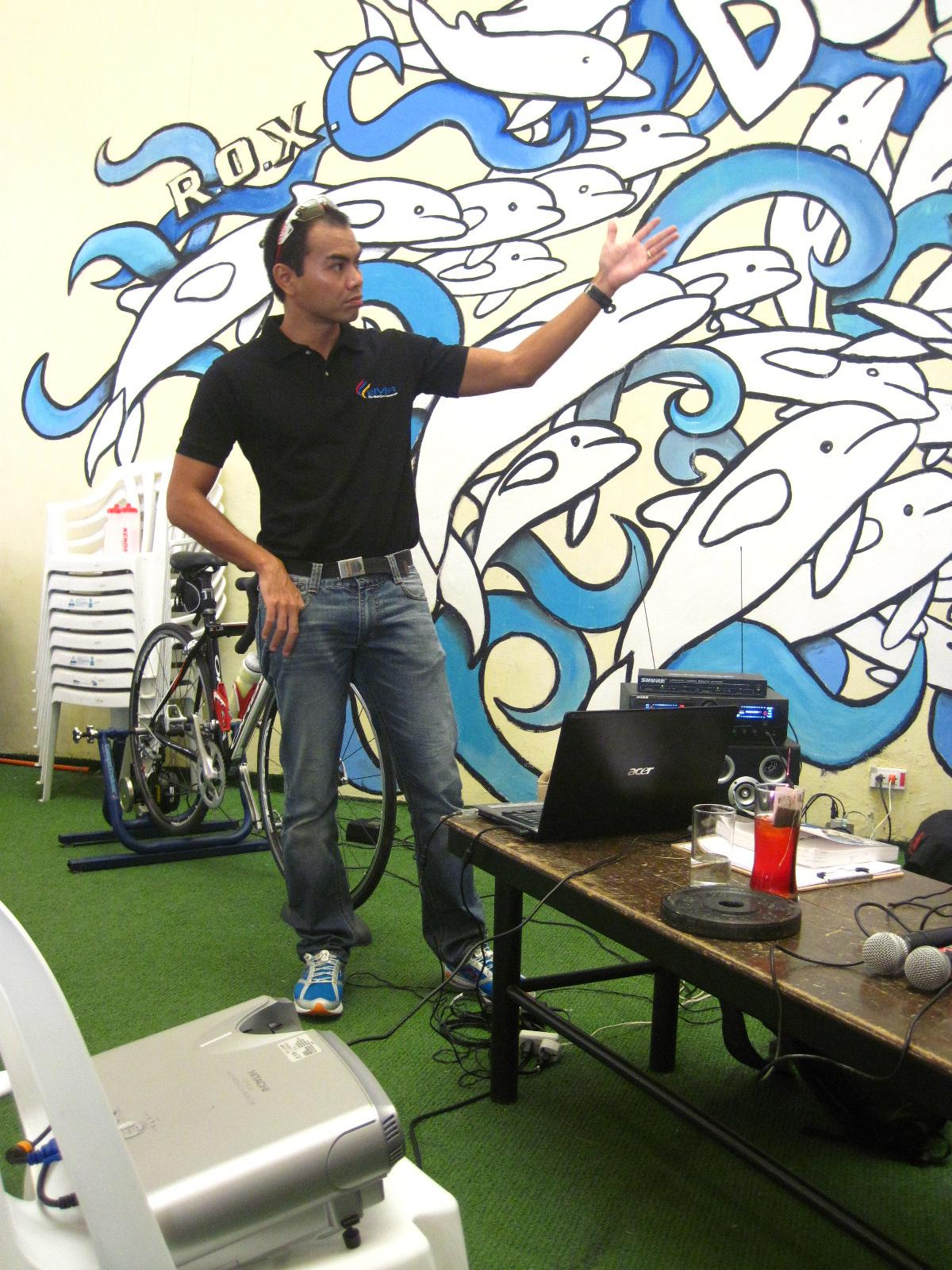Suunto Power Zone: Andy Leuterio of Alpha Training Systems