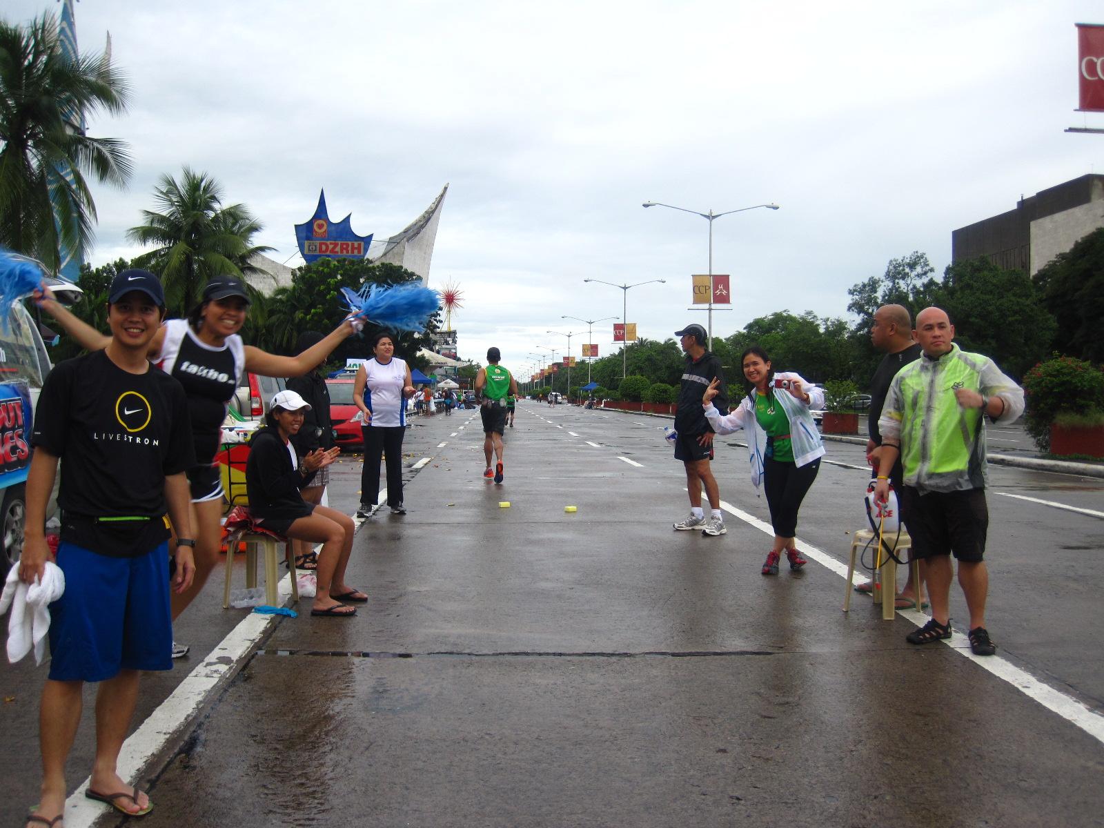35th Milo Marathon: Cheer Station!