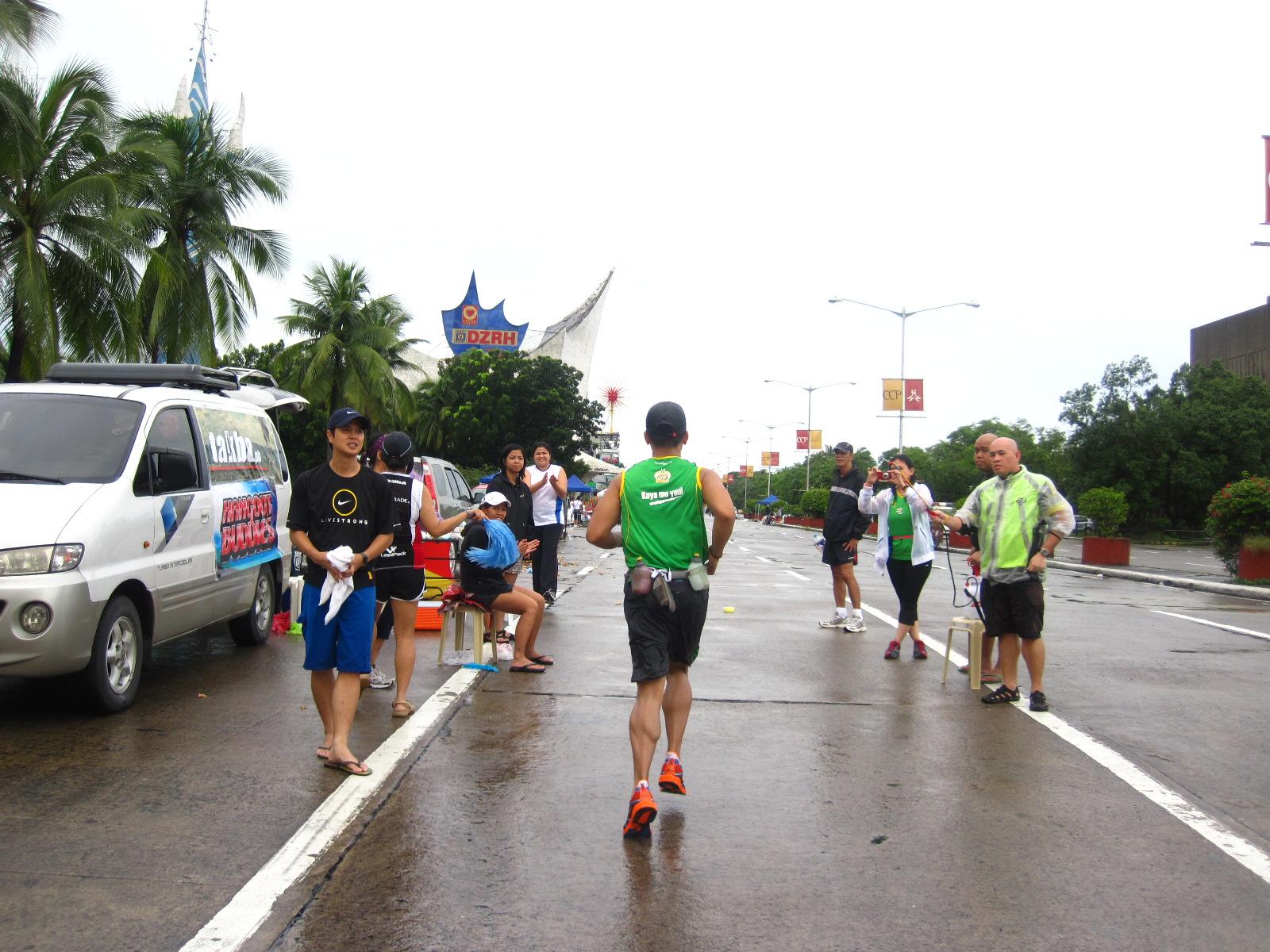 35th Milo Marathon: Aid Station