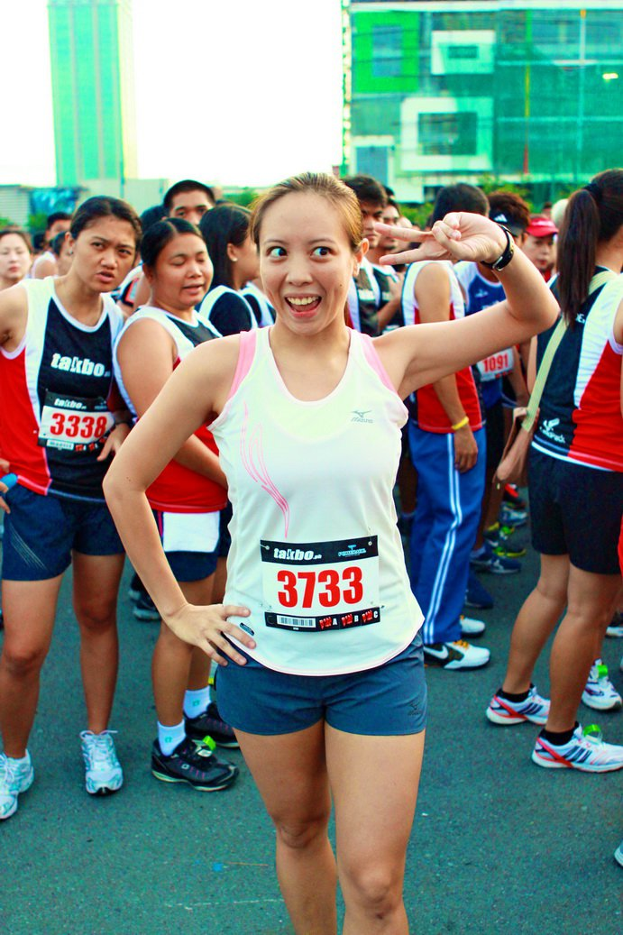 TAKBO.PH Runfest: Favoring the Arm