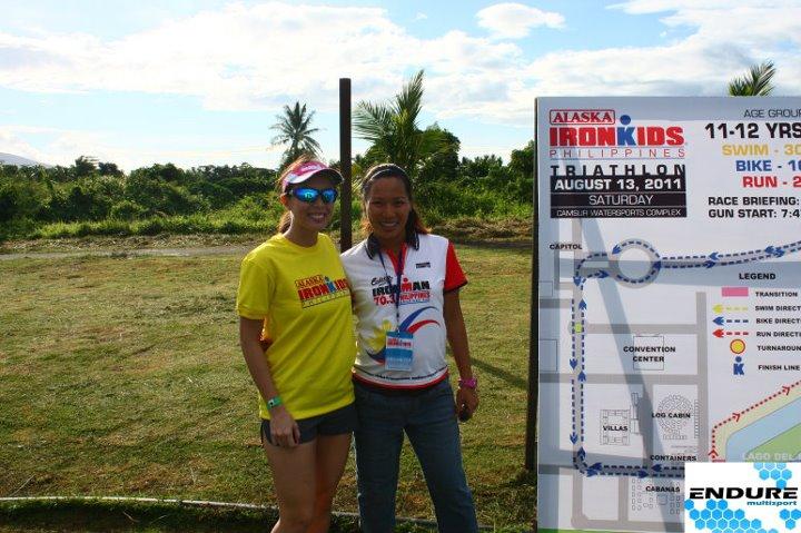 2011 Ironman 70.3: w/ Coach Ani de Leon-Brown
