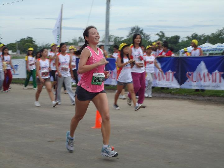 Camsur Marathon 2011: to the Finish