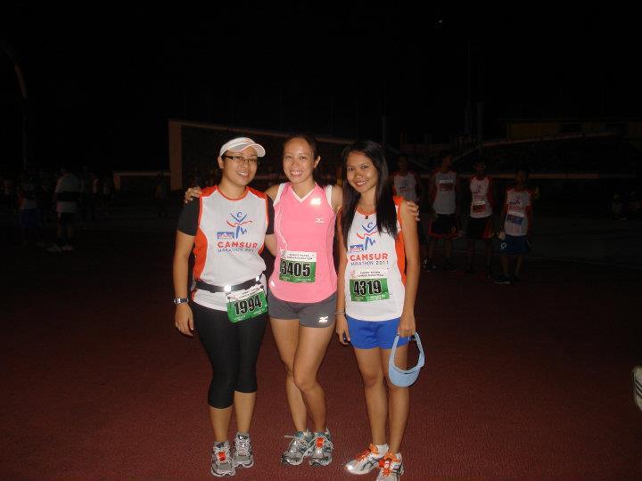 Camsur Marathon 2011: 10K Start