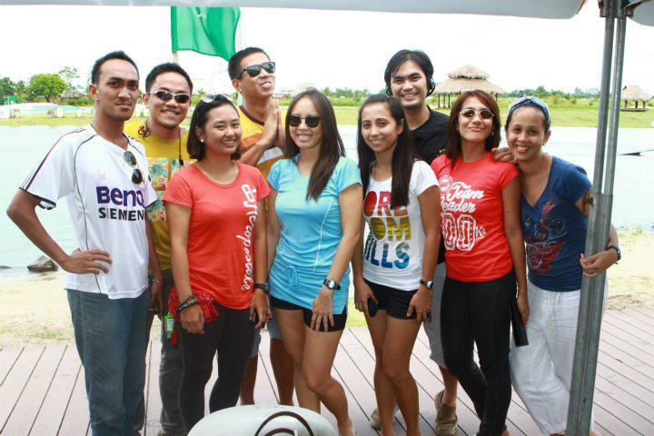 Camsur Marathon 2011: UP-aNR Heartbreakers