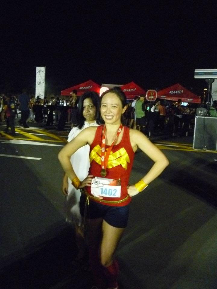 Adobo Run After Dark: Behind You!