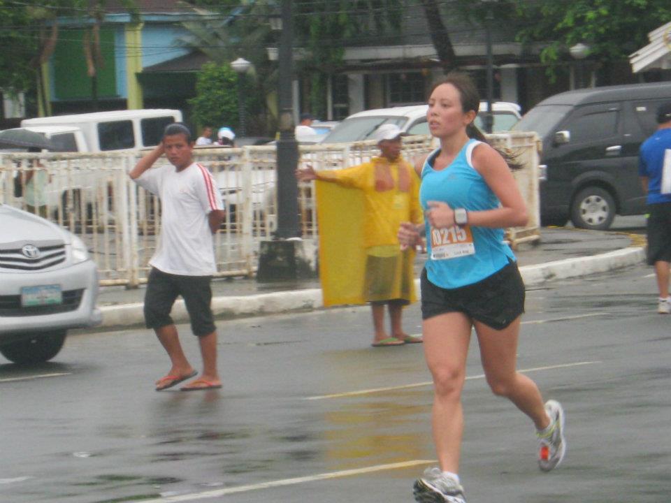 500-Smile Run: Not Smiling?