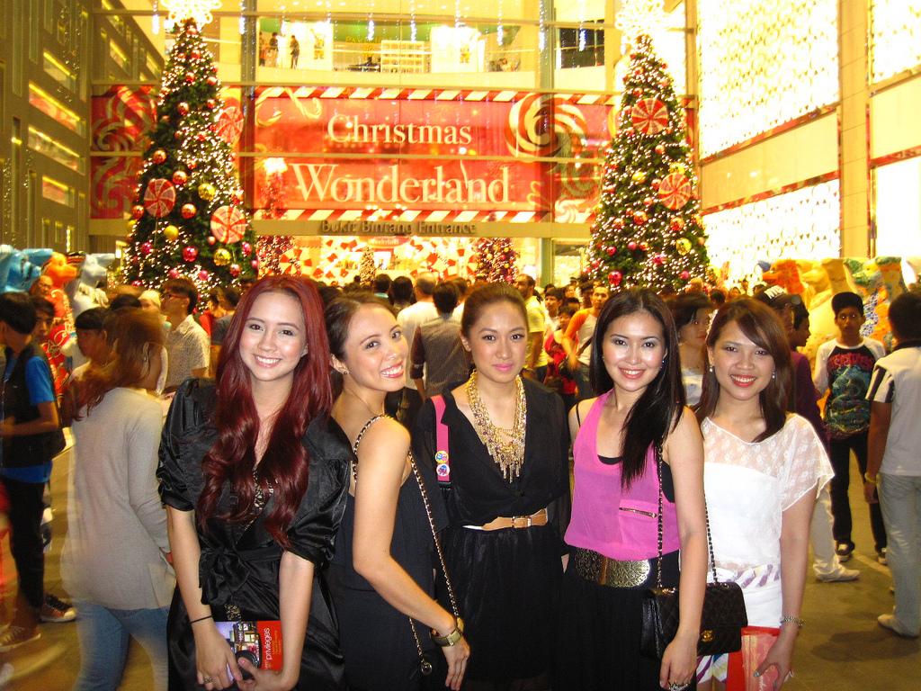 Malaysia: Christmas Wonderland at Pavilion Mall