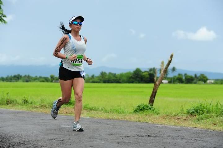 Camsur Ironman 70.3: Relay Run