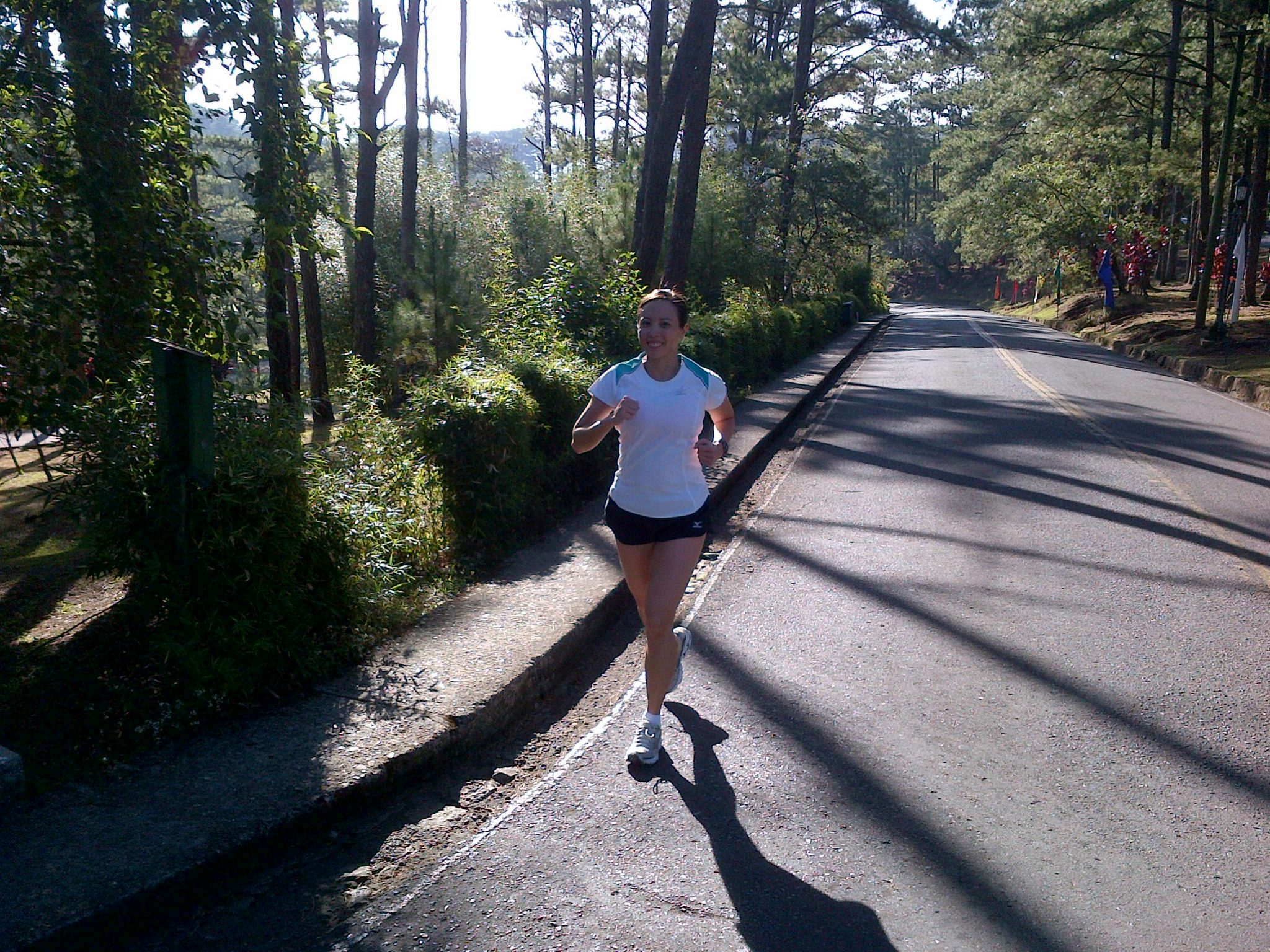 Baguio Hill Training