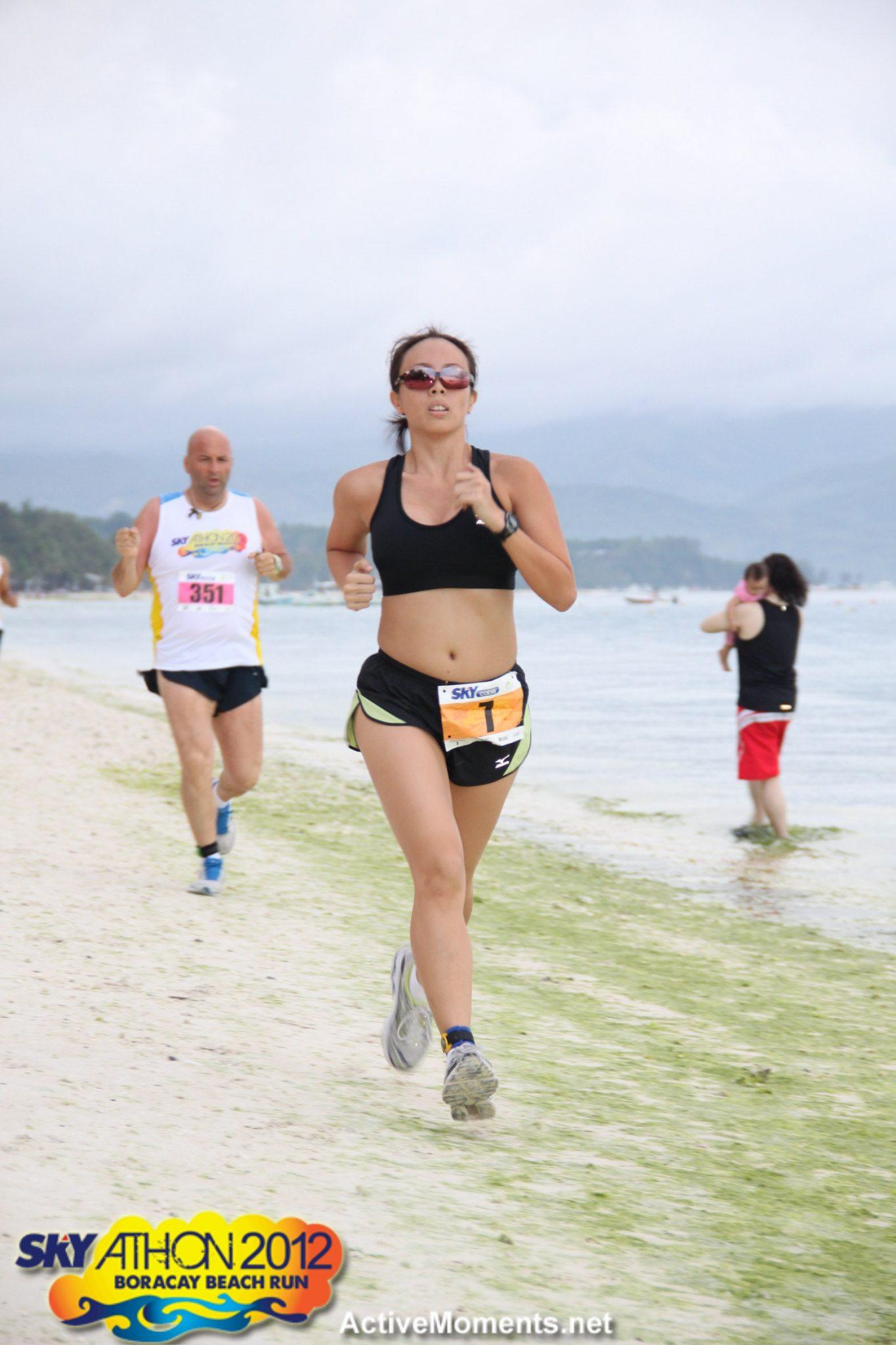 Skyathon 2012: On the Run