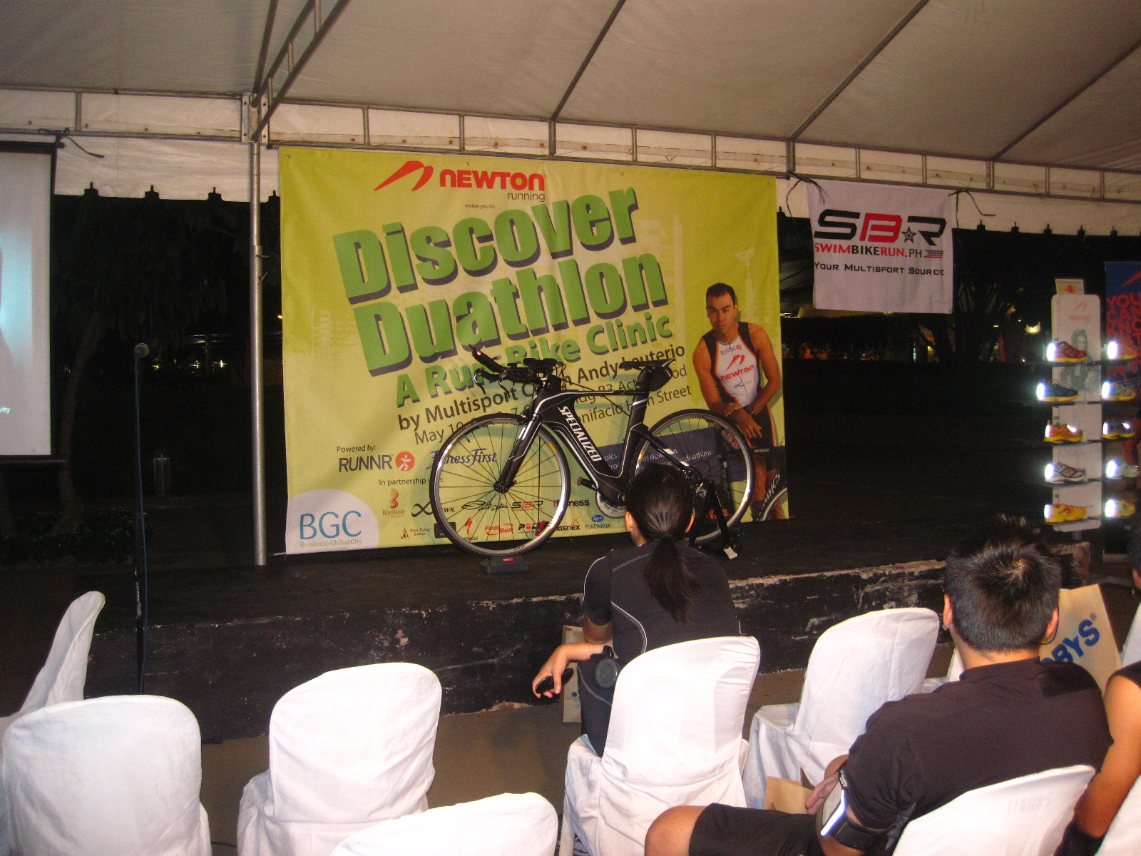 RUNNR Discover Duathlon: Setting the Stage