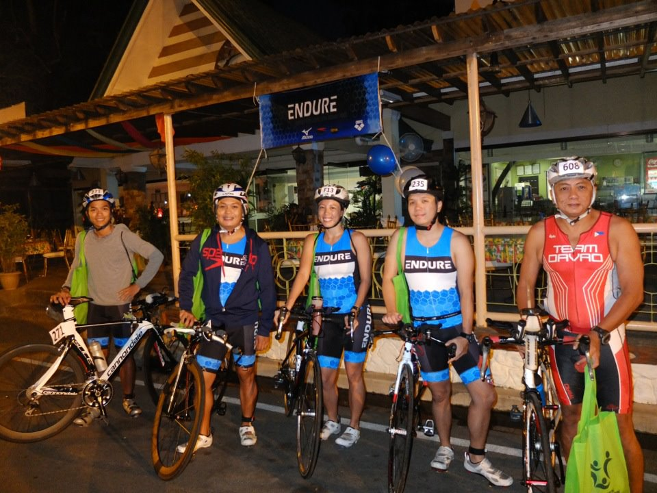 SuBIT 2012: Bike to T1