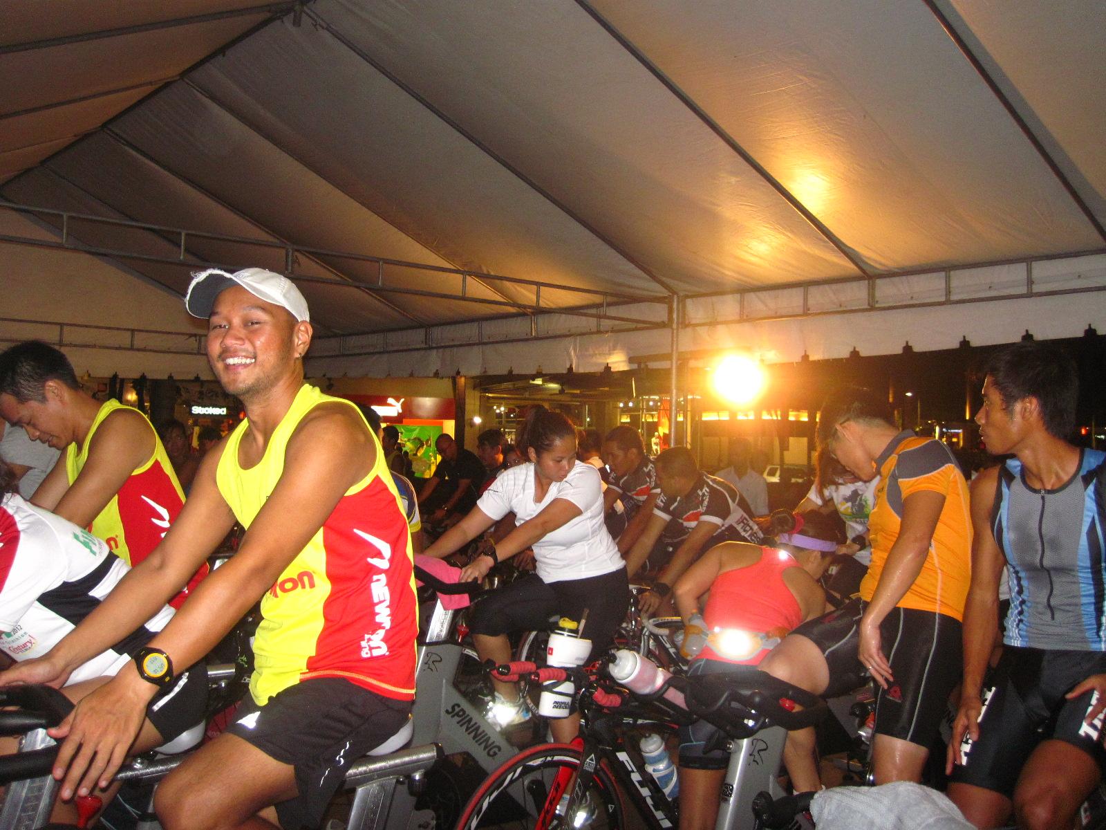 RUNNR Discover Duathlon: Bike