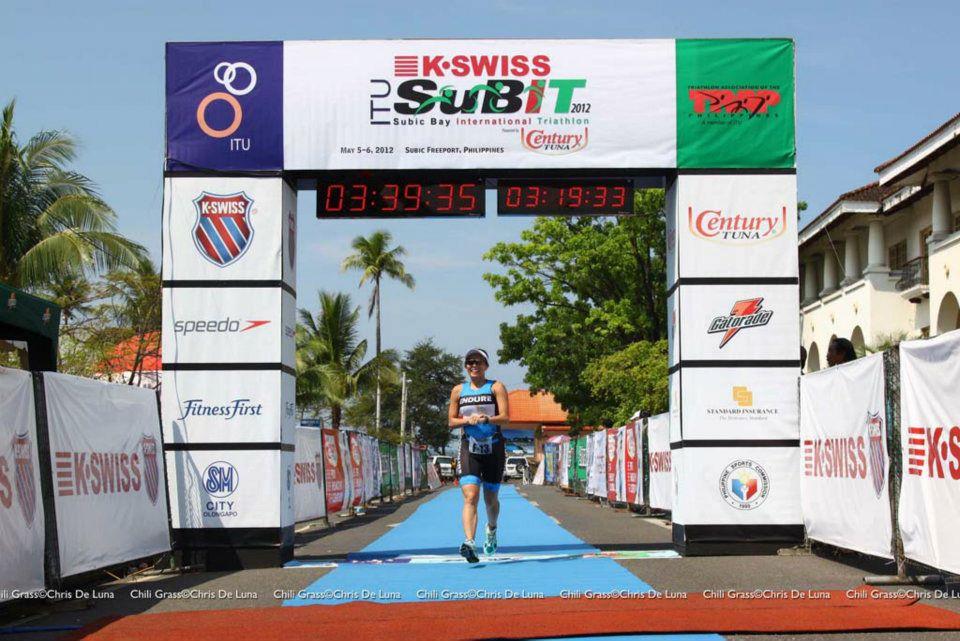 SuBIT 2012: Finish in 3:19