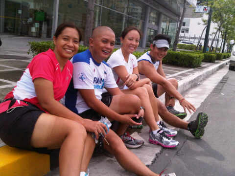 Brooks Run: Runners