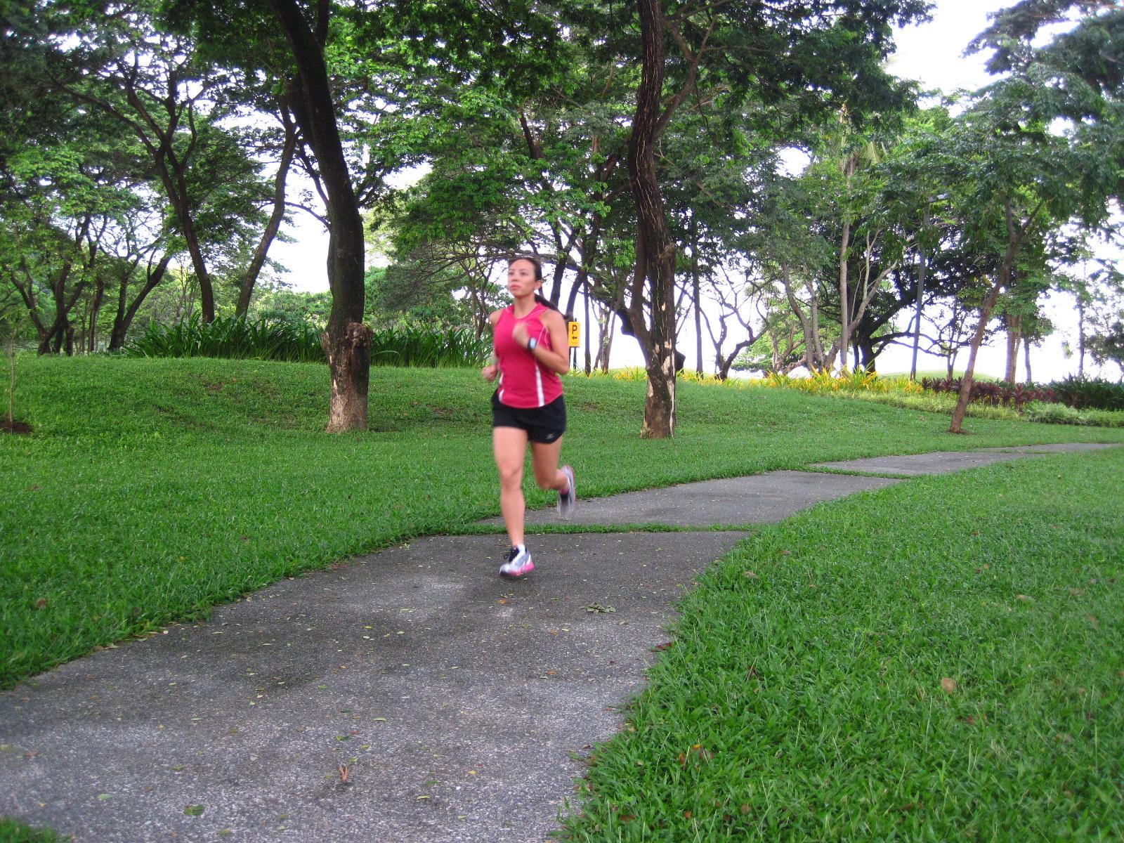 Training: Run