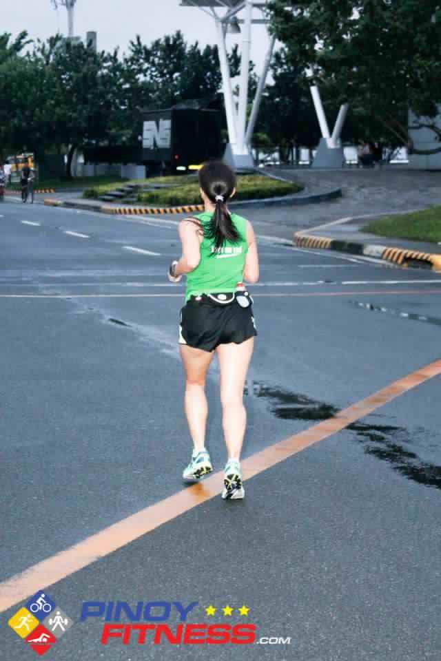 36th Milo Marathon: last kilometer