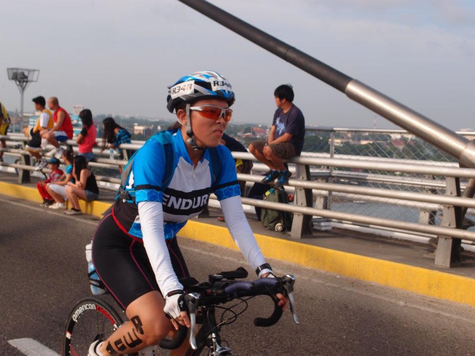 Ironman 70.3 Philippines: tough ride