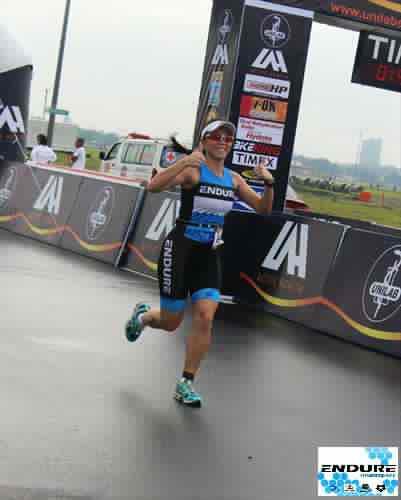 Unilab Active Health Duathlon: First Run