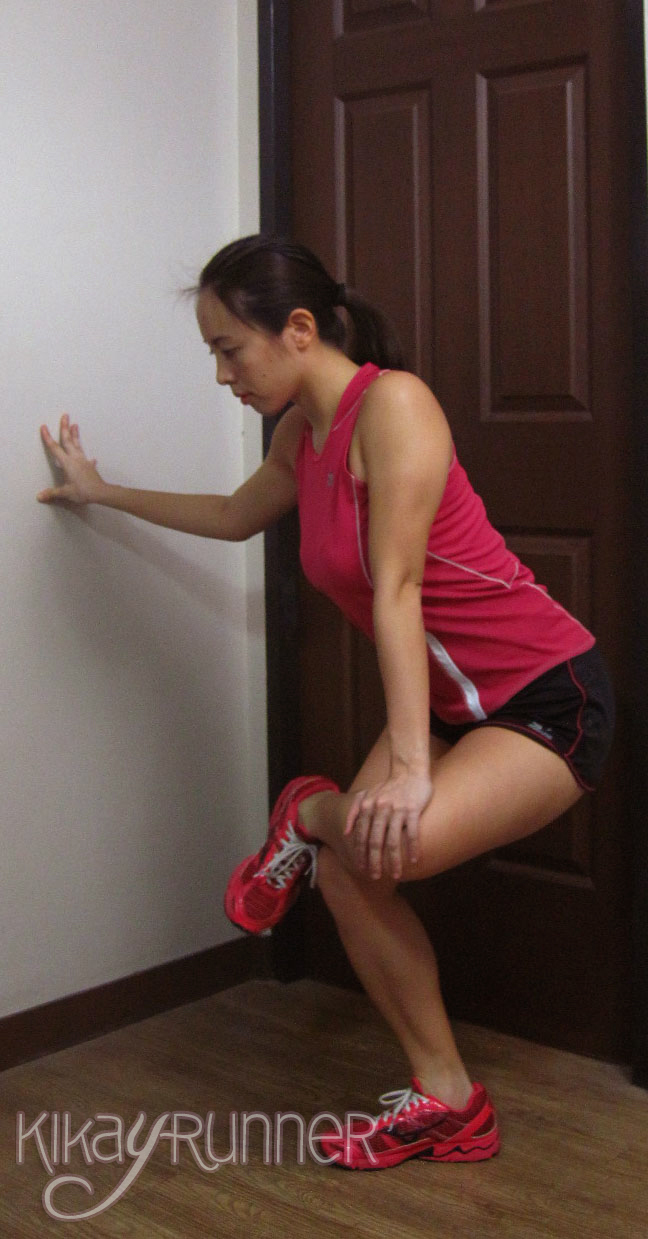 8 Great Post-Race Stretches: Hip